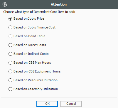 define indirect cost